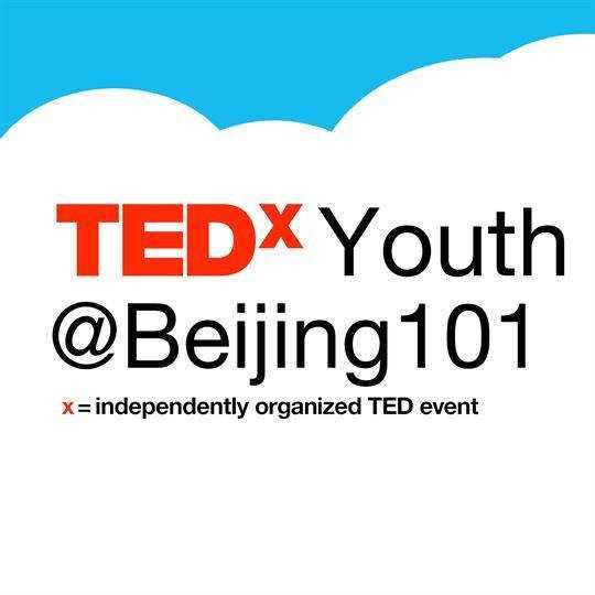 TEDxYouth@Beijing101