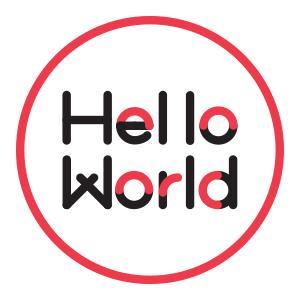 HelloWorld嗨世界